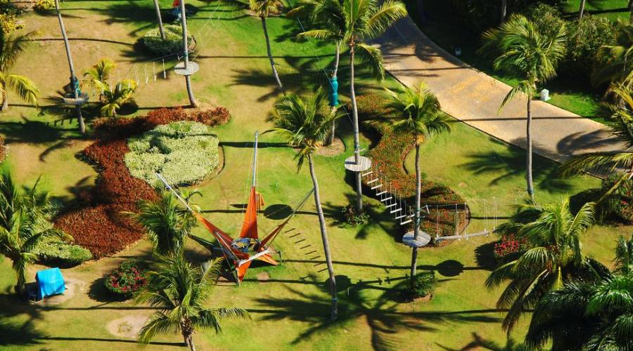 I giardini tropicali...