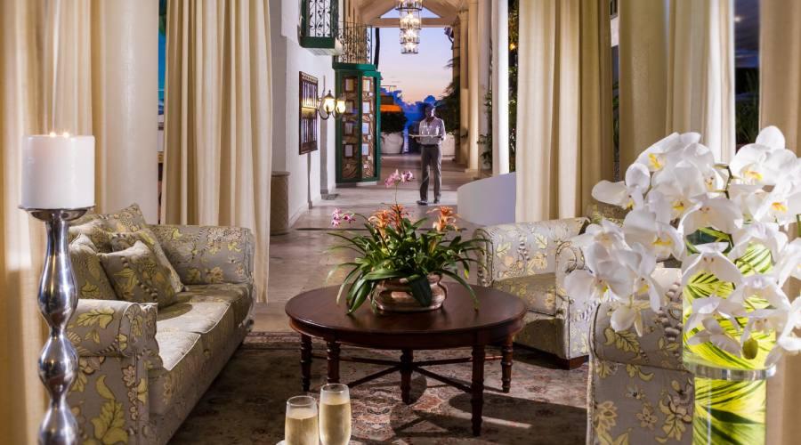 Lobby Caribbean Village