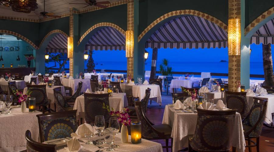 Sandals Grande Antigua Resort - uno dei ristoranti