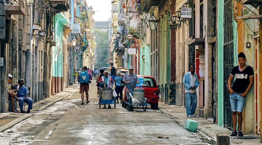 Nelle Vie dell'Havana