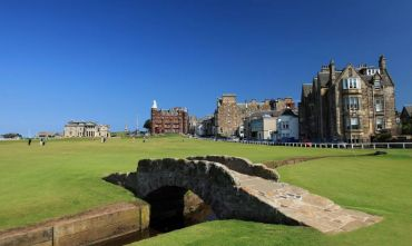 St Andrews Links, The Home of Golf!