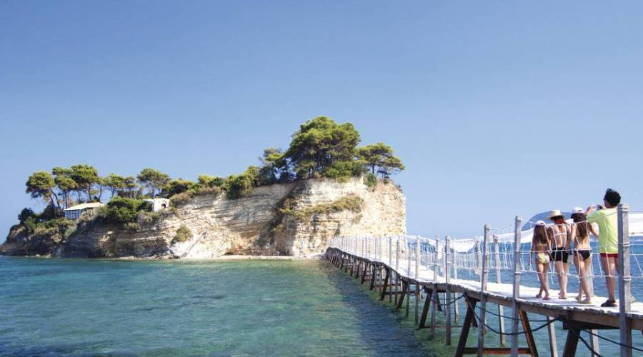 Cameo Island - in front of Laganas