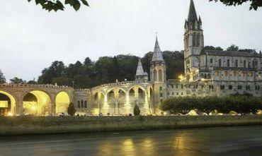 Lourdes in bus dal Nord Italia
