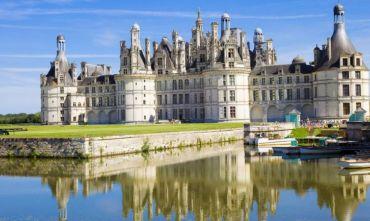 Tour invernale da Fontainebleau alla Loira