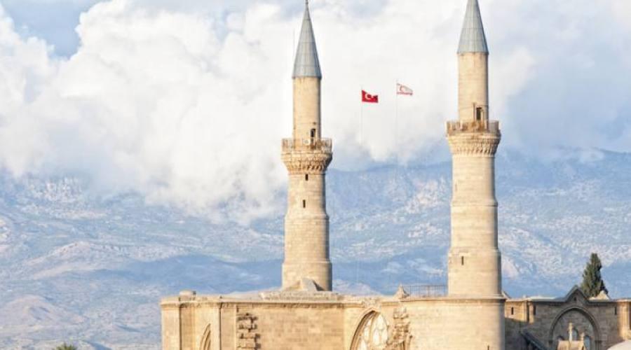 moschea di Nicosia