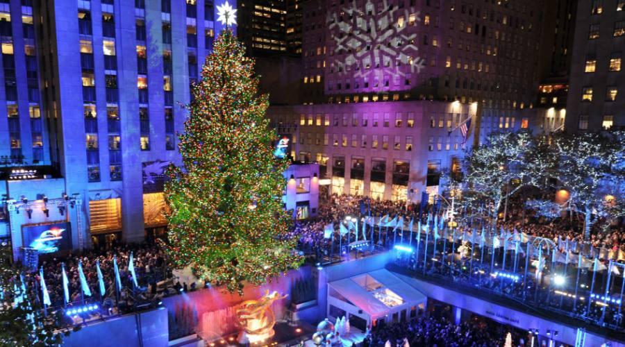 Immagini Natale Usa.Natale Nella Grande Mela Con Una Visita Alla Capitale Deli Usa