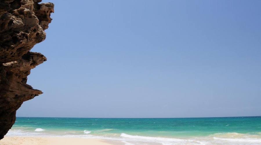 Una spiaggia di Sal