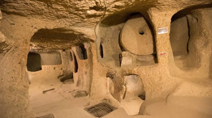 Derincuyu, Cappadocia