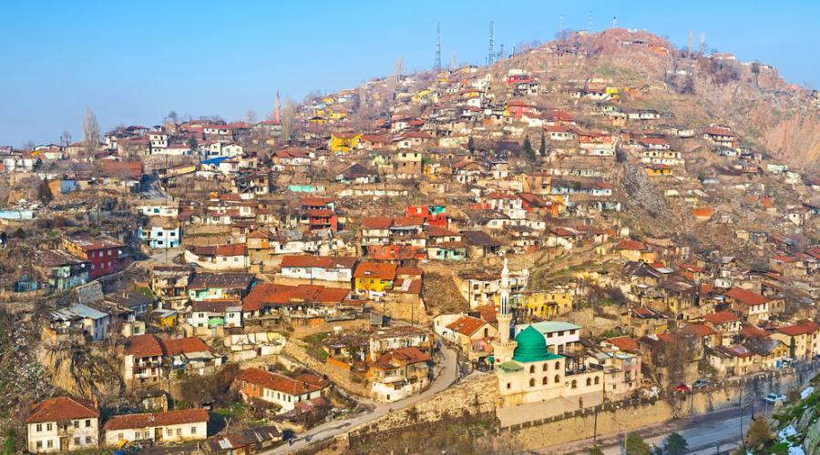 vista di Ankara