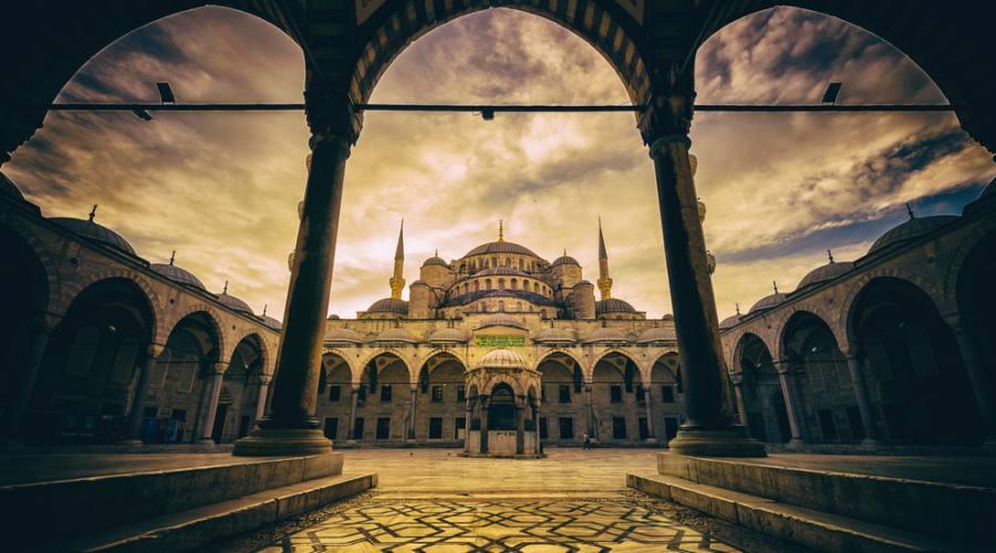 Moschea di Sultan Ahmed