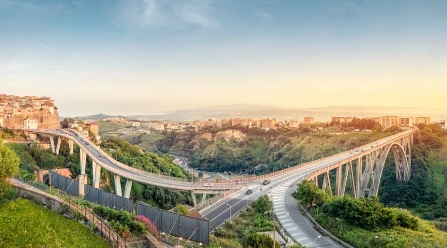 Ponte Bisantis a Catanzaro