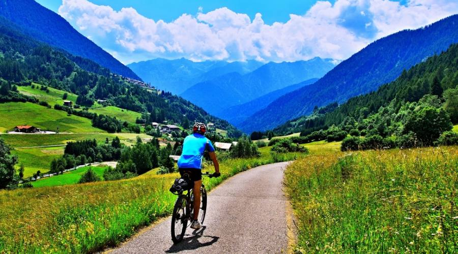 Cicloturismo in Val di Sole