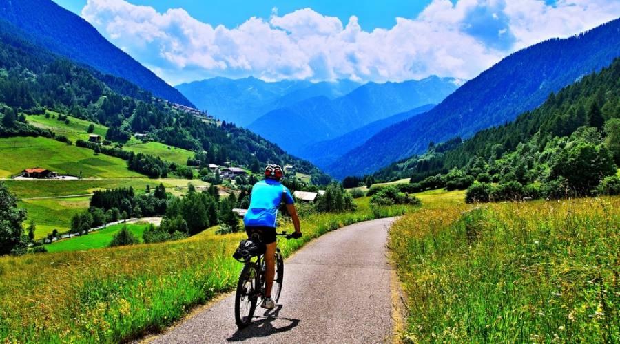 Cicloturismo in Val di Pejo
