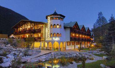 Elegante Hotel nel Parco Nazionale dello Stelvio