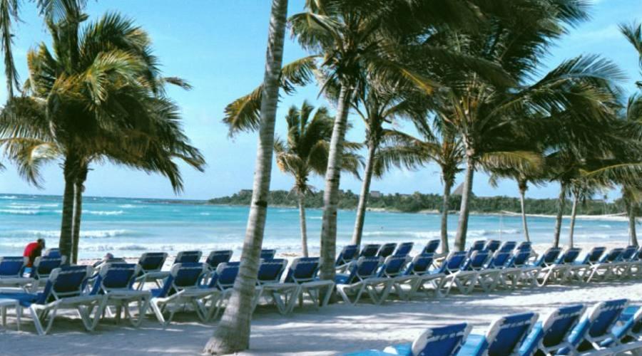 Barcelò Maya: Spiaggia