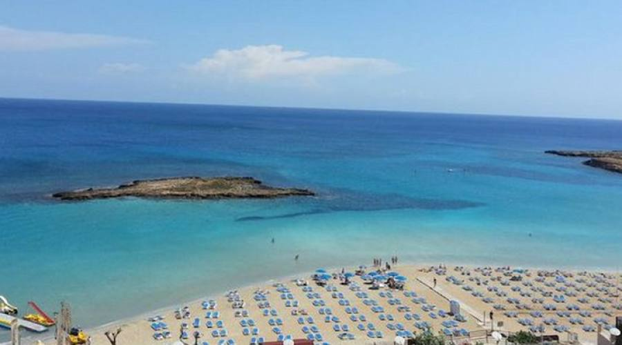 sempre lei... la splendida Fig Tree Bay!