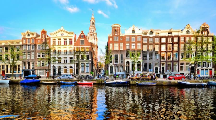 Amsterdam, le ville