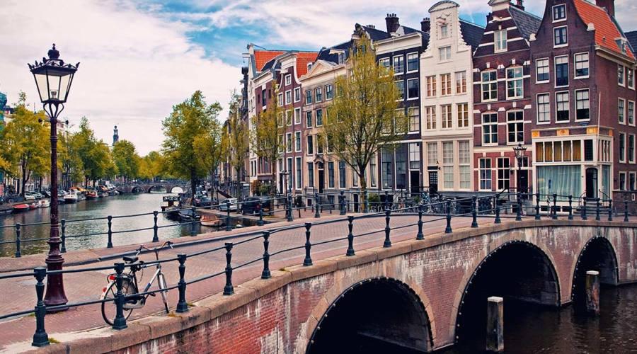 Amsterdam canale dell'imperatore