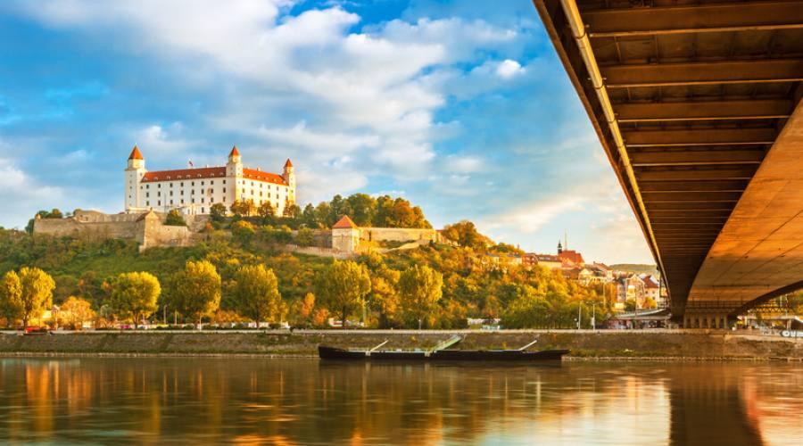 Bratislava, il castello