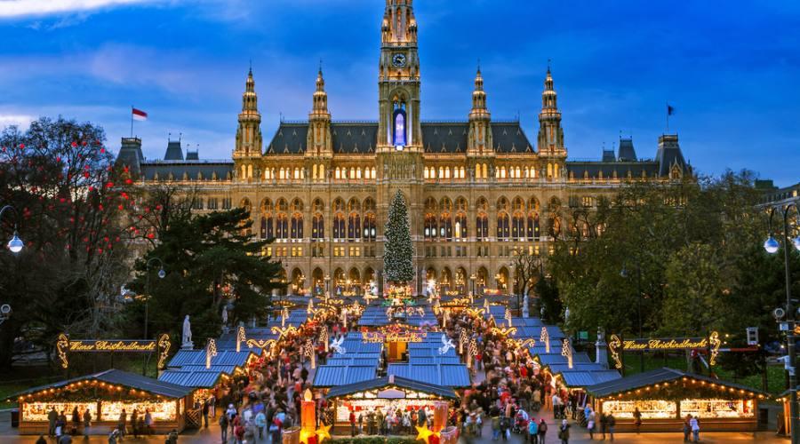 Vienna, mercatino