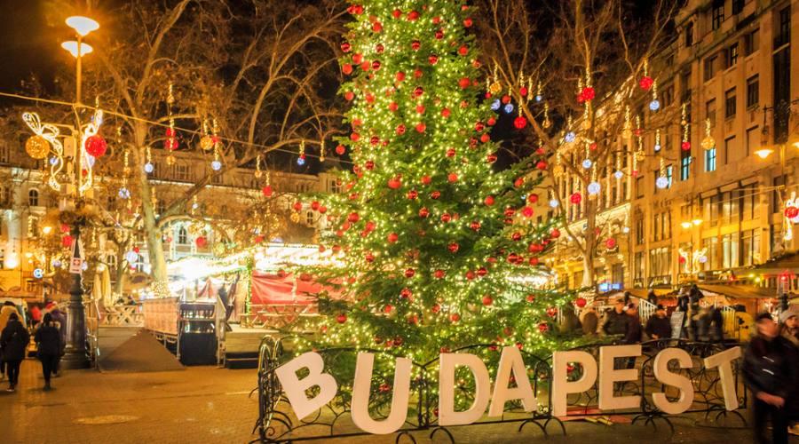 Budapest scintillante