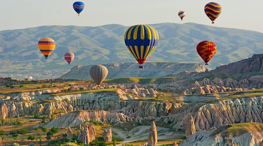 Escursione in Mongolfiera in Cappadocia
