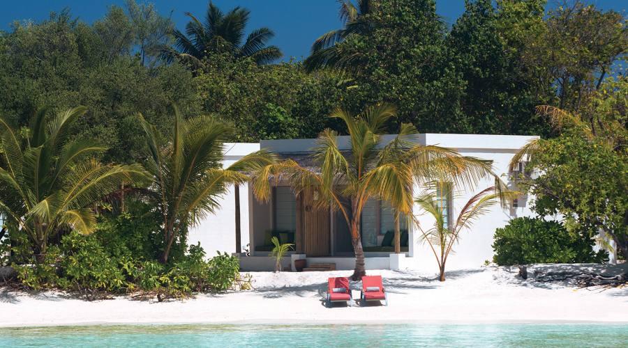 deluxe beach villa - esterni