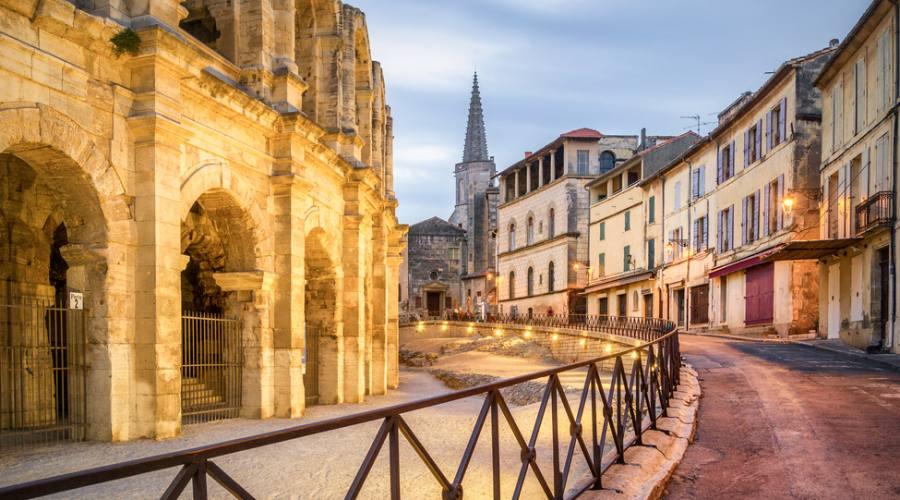 Arles, l'anfiteatro