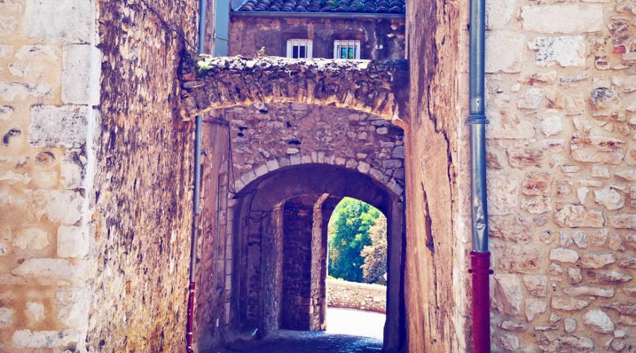 Viviers medievale