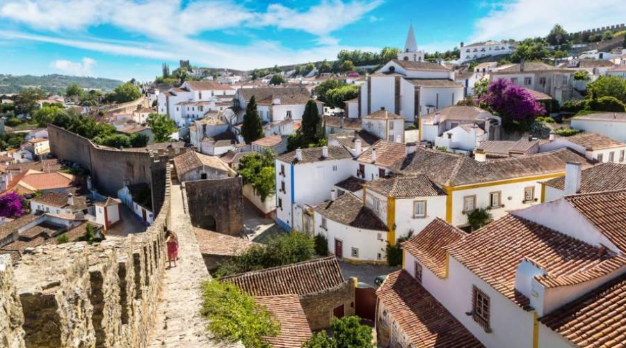 Obidos, la cittadina medievale