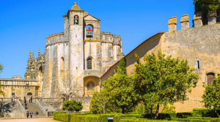 Tomar, Convento do Cristo