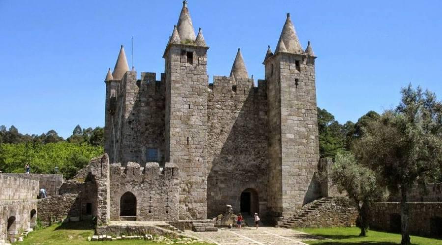 Guimarães, il Castello