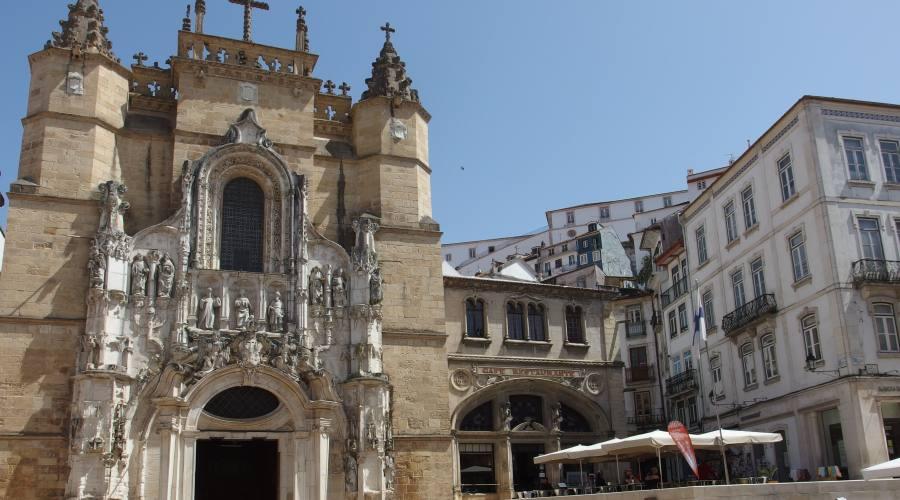 Coimbra, il monastero di Santa Cruz
