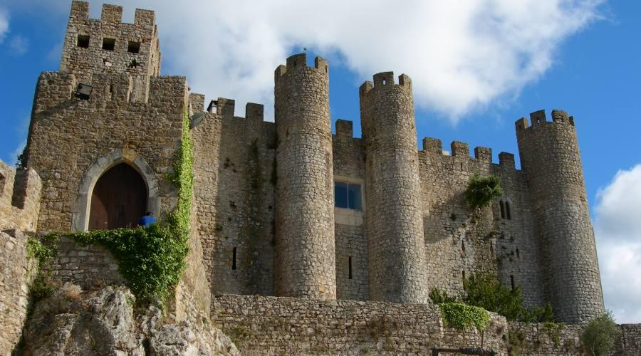 Obidos, il castello