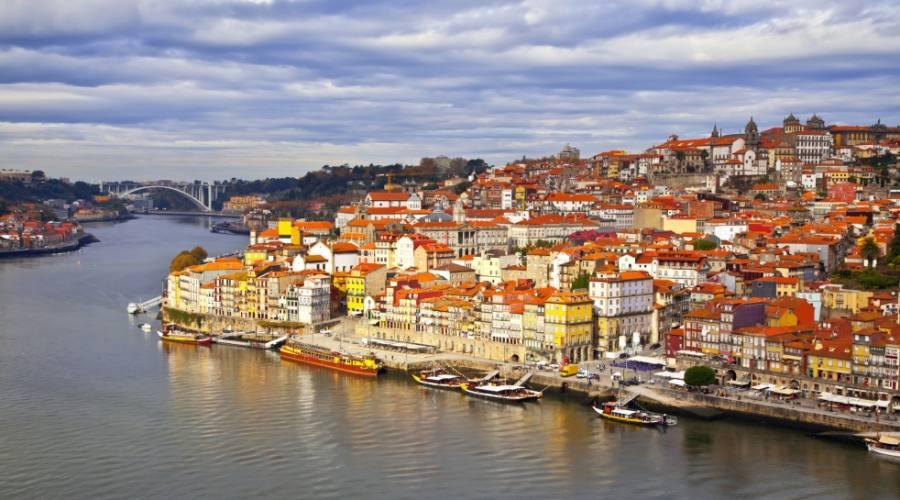 Porto, panorama sul Douro