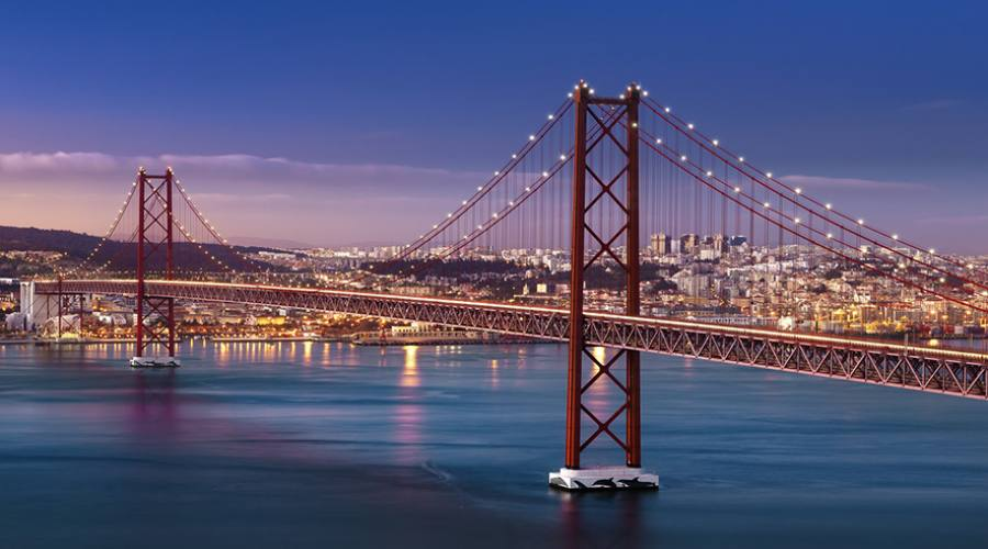 Lisbona, Ponte 25 Aprile