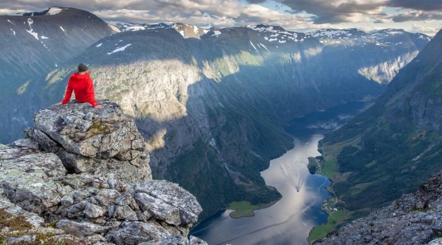 Naeroyfjord, Patrimonio UNESCO, Fly&Drive Norvegia