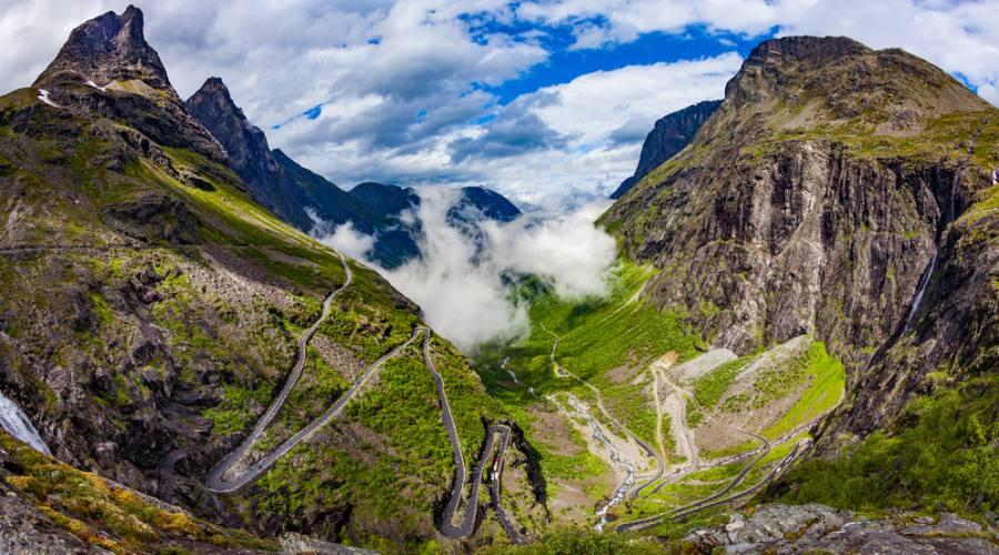Sentiero dei Troll, Fly&Drive Norvegia