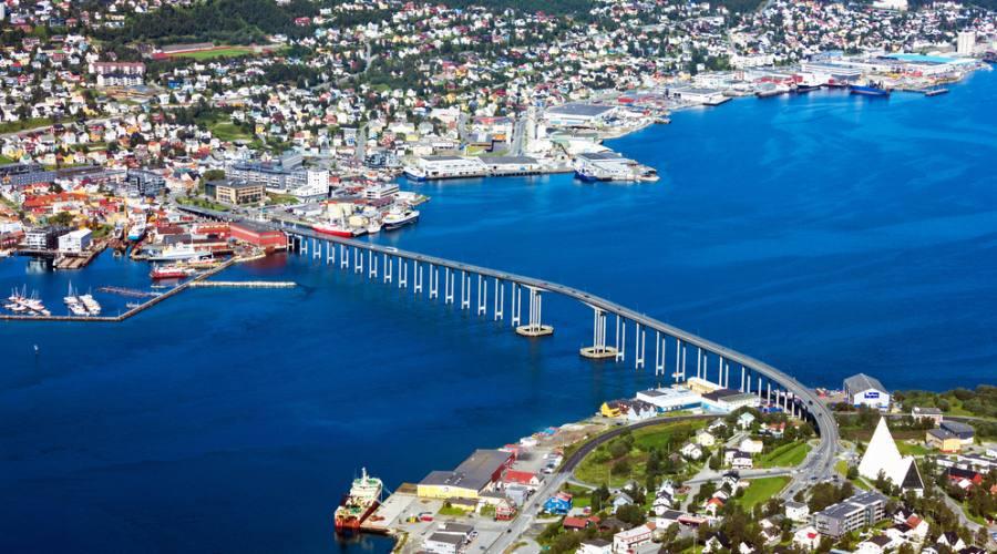 Tromso, Viaggio Fly&Drive Norvegia
