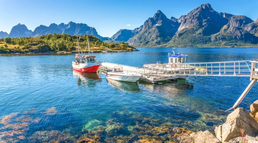 Lofoten, Viaggio Fly&Drive Norvegia