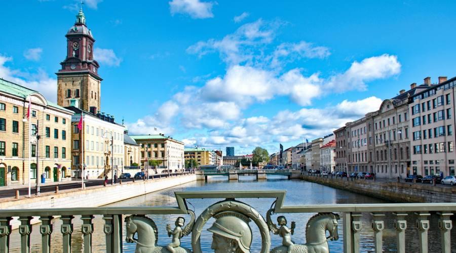 Gotheburg city