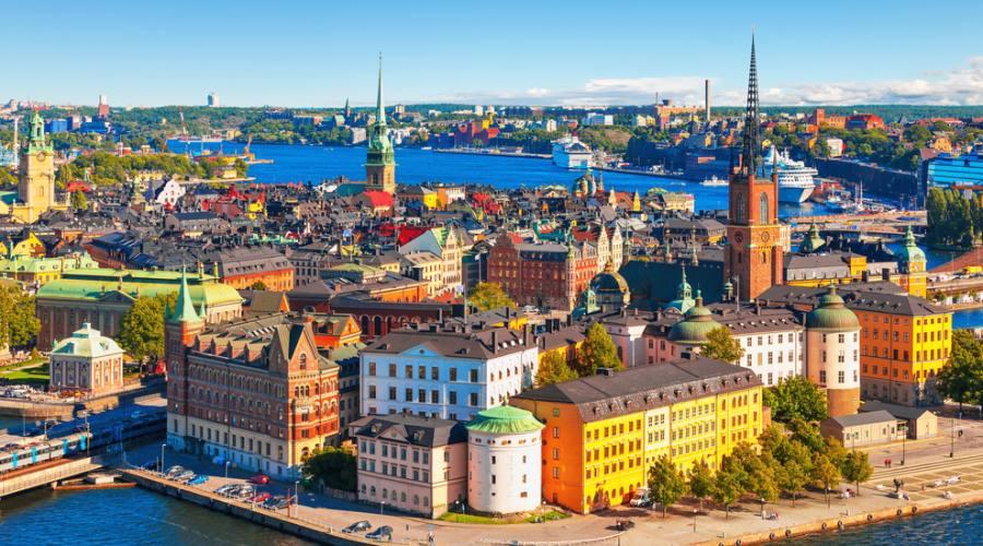 Gamla Stan Stoccolma