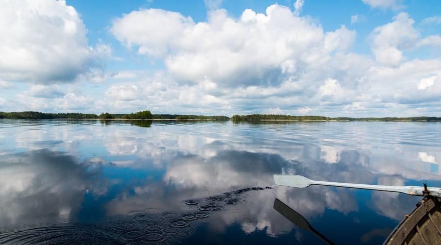 Saimaa: lago