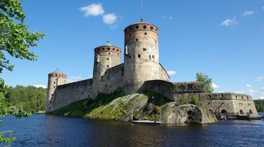 Savonlinnna: il castello