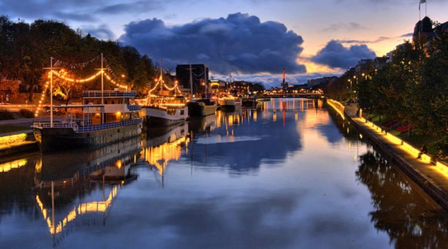 Il porto di Turku