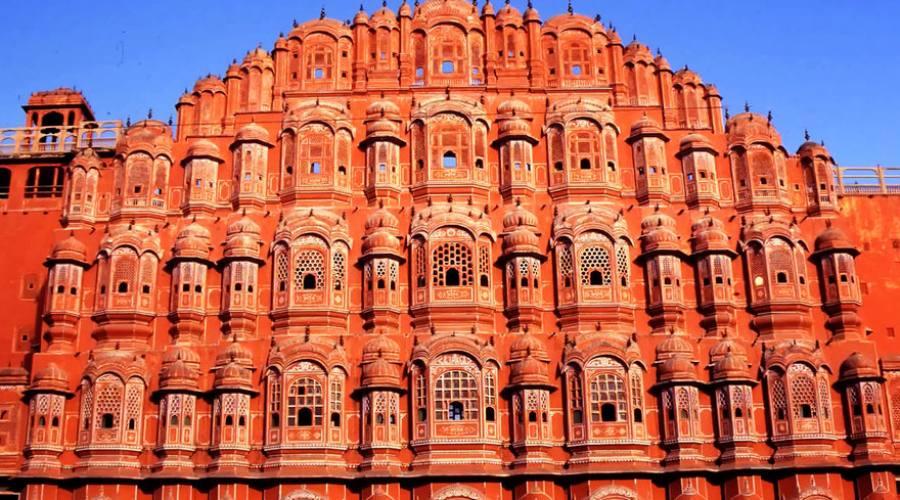 Jaipur: Palazzo dei Venti
