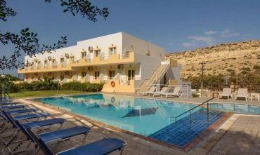 Zafiria Hotel a Matala