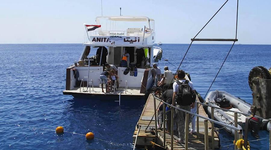 Escursioni in barca attrezzata
