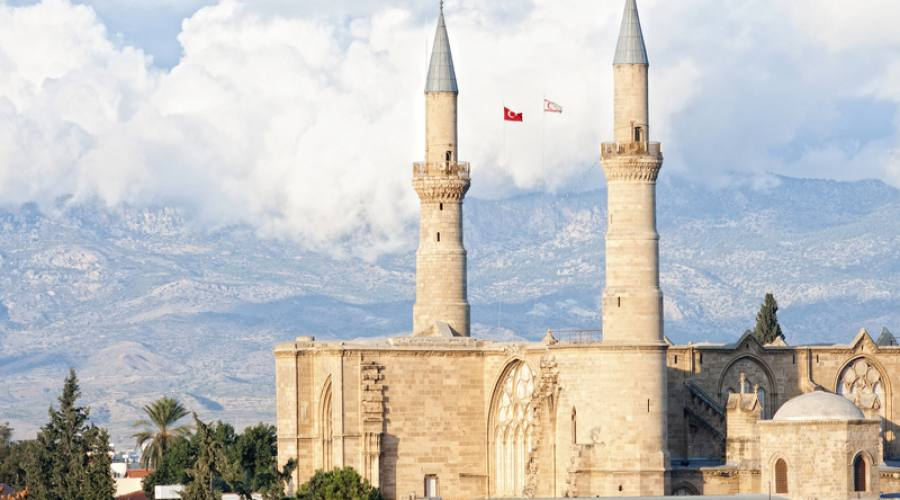 moschea Sellimiye - Nicosia