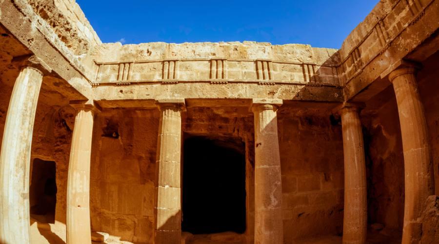 tombe dei re - Paphos